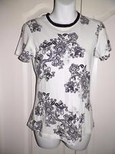 LULULEMON ATHLETICA Multi Print Work Out Yoga Shirt Size 6
