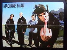 POSTER * Machine Head / Anathema *