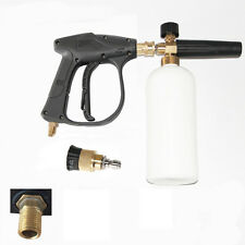 High Pressure Washer Jet Snow Foam Water Gun for Cleaning Car Washing 1L/Bottle
