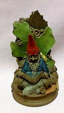 "Tom Clark Gnome ""Able"" #2027 Edition #16 Year 1989 Coa Story Card~Bookend~Ret"