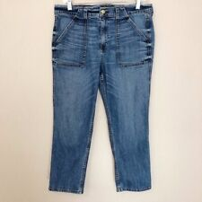 Level 99 Cropped Jeans Size 30