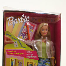 Mattel - Barbie Doll - 1999 Secret Messages Barbie *NM*