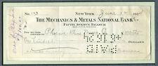 John Philip Sousa Advances Money to Band Member 1924 Signed Check