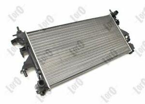 Radiador refrigeración del motor 1330X5 ,1606661980 ,