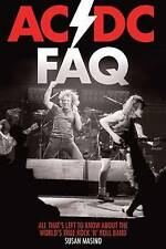 Masino Susan AC/DC FAQ Bam Book: All That's Left to Know About the World's...