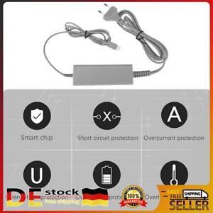 AC Netzteil Ladekabel Ladegeraet Adapter für Nintendo Wii U Gamepad Konsole EU