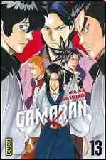 manga Gamaran Tome 13 Shonen Yosuke Nakamaru Livre Neuf Kana VF Samourai Hirata