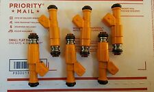 UPGRADE JEEP 4.0L BOSCH TYPE III FUEL INJECTORS SET 6 19LB EV1