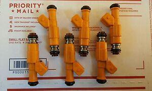 Genuine Bosch For Jeep 4.0L Type III 19LB EV1 Fuel Injectors TJ XJ YJ ZJ  6PCS