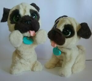 FurReal Friends Pug Jumping Dogs