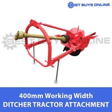 DITCHER MACHINE PTO Shaft 400 mm 3 Point Linkage Tractor Attachment FIAD300