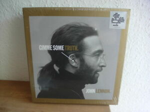 John Lennon (Beatles) Gimme Some Truth Box Set, Deluxe Edition / Factory Sealed
