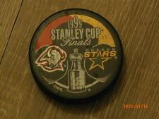 1999 Stanley Cup Final Souvenir Puck