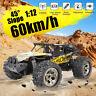 RC Car 1:12 60km/h Offroad Ferngesteuertes Auto Monster Truck Rennauto Spielzeug