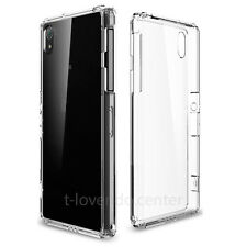 Funda carcasa gel tpu transparente ultra fina calidad para Sony Xperia Z L39H
