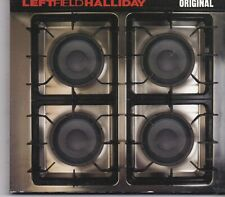 Leftfield Halliday-Original cd maxi single