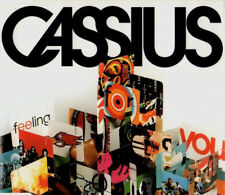 CASSIUS FEELING FOR YOU 3 TRACK CD SINGLE FREE P&P