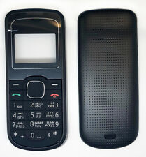 For Nokia 1202 Replacement Housing /Fascia /Case /Cover - Black