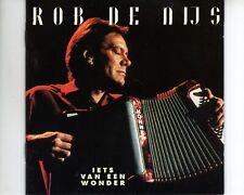 CD ROB DE NIJSiets van een wonder2CD EX+ (B3821)