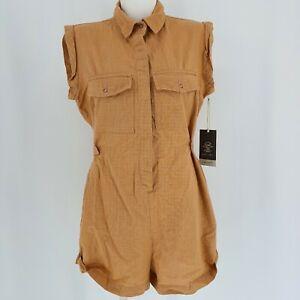 Rip Curl Jumpsuit Womens Adult Size Large RRP$ 119.99