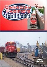 Canadian Pacific's Ford Hauler DVD NEW CVision St Paul Twin Cities Soo Line CP