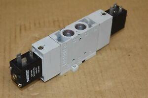 Numatics Solenoid Valve Model No. L23BB652B000061 14.5-145 PSIG-AIR 1-10 BAR