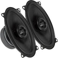 "Audio System MXC 406 EVO 4x6"" Koax oval Lautsprecher Paar 10x15cm Coax Speaker"