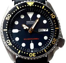 "Vintage mens watch Seiko diver SKX007 ""FAT-ARNIE"" mod 7S26-0020 w/Original dial!"
