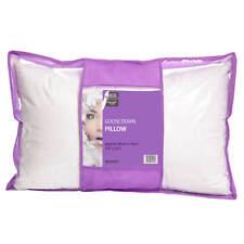 Surrey Down Home Luxury White Goose Down Standard Pillow - 50 x 75 cms