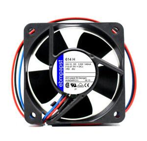 EBMPAPST TYP 614H 24V 140mA 3.5W high-end equipment fan
