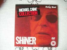 THE DAILY MAIL PROMO DVD FILM - SHINER - MICHAEL CAINE THRILLER