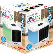 Climatiseur Portable USB Ventilateur Refroidisseur Humidificateur personnel de bureau office