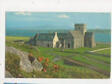 The Abbey Iona 1969 Postcard 562a