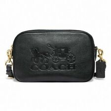 Authentic With Tags Coach Jes Crossbody 2 Way Shoulder Bag F75818 Black
