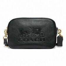 New Authentic Coach F75818 Jes Crossbody Shoulder Bag Purse Handbag Black