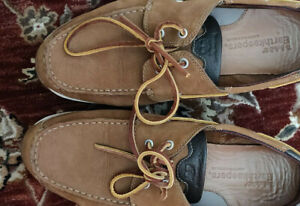 TIMBERLAND EARTHKEEPER BOAT DECK YACHT SHOES SIZE UK 9.5 EURO 44 MENS