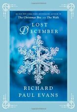 Lost December: A Novel by Richard Paul Evans