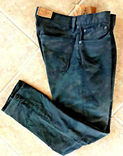 Polo Ralph Lauren Mens Jeans 36 x 32 Sullivan Slim Stretch Camo Denim NWT $165