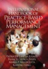 International Handbook of Practice-Based Performance Management