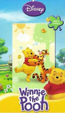 Disney Winne The Pooh Beach Bath Swimming Towel 100 Cotton 70cm X 140cm Winnie 556