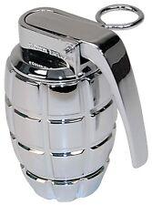 Hand Grenade Shift Knob Shifter Manual Fits 5/16-9/16 Stem Automobile Car Truck