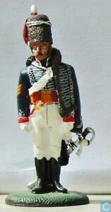 Del Prado NAW093 Napoleonic British Sgt Major King's Light Dragoons - RETIRED