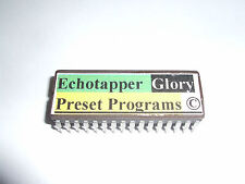 ALESIS Quadraverb 2 ECHOTAPPER GLORY 100 SHADOWS PRESETS EPROM - Copyrighted
