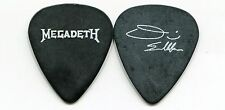 MEGADETH 1992 Countdown Tour Guitar Pick DAVE ELLEFSON  custom concert stage #3