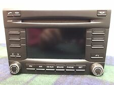 Porsche Boxster 987 OEM CDR30 Headunit & Single Disc Player (non Bose)