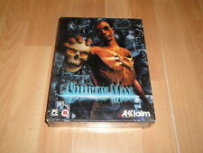 SHADOW MAN SHADOWMAN DE ACCLAIM PARA PC EN CAJA GRANDE NUEVO PRECINTADO