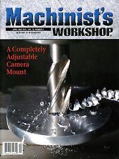 Machinist's Workshop Magazine Vol.25 No.2 April/May 2012