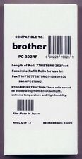 2-pack Fax Refills for your Brother 910 920 921 930 931 940 945 985MC Cartridge