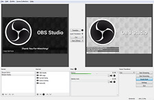 OBS Studio (Live Streaming and Recording Software) for Windows and Mac