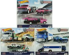 Hot Wheels 1:64 - 2020 Car Culture Team Transport Case J Set of 3